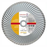 Алмазный диск Turbo W 115x2.4x22.23 DRONCO